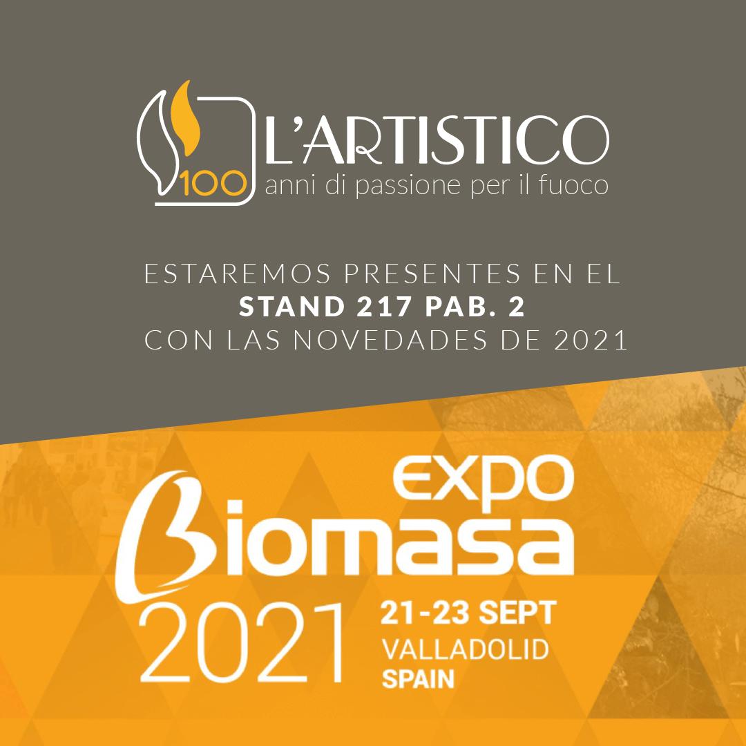 Expo Biomasa 21-23 settembre Valladolid (Spagna)